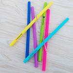 Custom Silicone Straws