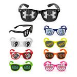 Custom Novelty Custom Graphic Sunglasses