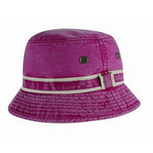 bb247d82ba3 HeadShots Pigment-Dyed Chino Cotton Twill Bucket Hat - 9120 - IdeaStage  Promotional Products