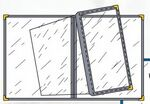 Sewn Edge Add A Page Pocket (4 1/4