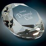 Custom Crystal Diamond Award