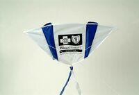 "Small Parafoil Rectangle Kite (18""x12"")"