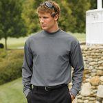 Custom Adult Jonathan Corey Mock Turtleneck Shirt
