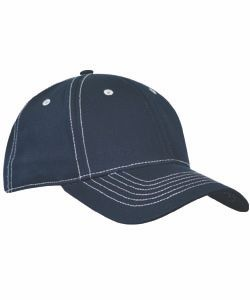 KD Caps 6-Panel Super Sport Chino Pro-Style Cap - 8361 - IdeaStage  Promotional Products