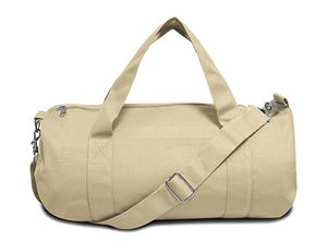 Liberty Bags Grant Cotton Canvas Duffle Bag - 3301 - IdeaStage Promotional  Products f5ebff5d2f