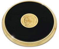 Brass Coaster in a K Award Presentation Box