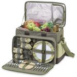 Custom Picnic Set for 4 with Cooler