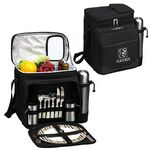 Custom Picnic Set for 2 with Cooler & Coffee Service