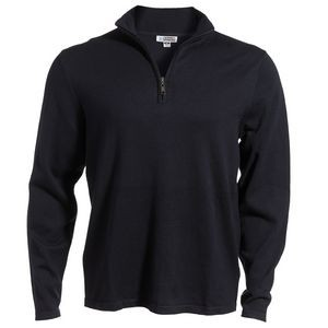 Edwards Unisex Quarter-Zip Sweater