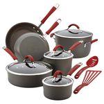 Custom Rachael Ray Cucina 12-Piece Cookware Set