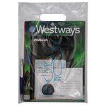 Custom Clear Die Cut Merch Bag (9