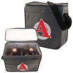 Custom Premium Non-Woven Polypropylene Insulated Barrel Bag (2-Growler Bag)