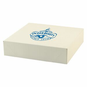 White Gloss Gift Box (8.5x8.5x2)