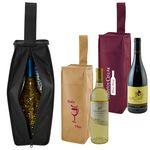Custom Insulated 1 Bottle Bag