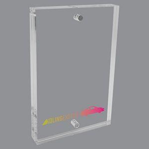 Ultra Vivid Color Picture Frames (6 Square Inches)