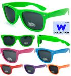 Neon Blues Brother Sunglasses