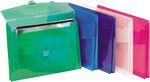 Custom Expanding Pocket File Folder w/Buckle Closure