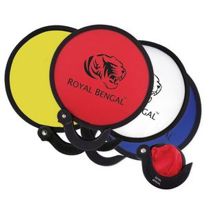 Round Foldable Nylon Fan