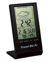 Desktop Clock W/ Weather Station