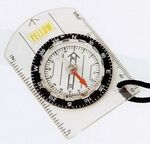 Custom Map Reading Compass w/ Neck Strap