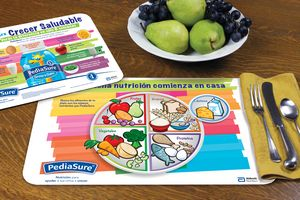 Placemats/ Counter Mats - 2 Sided Four Color Printing