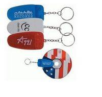 CD Cleaner Key Ring