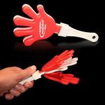 ON SALE Red Clapper - Noise Maker