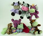 Custom Assorted Beanie Animals ON SALE