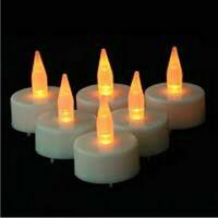 LED Candle with logo