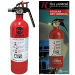 Custom Commercial Vehicle Extinguisher