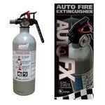 Custom Auto Fire Extinguisher