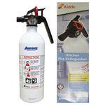 Custom Kitchen Fire Extinguisher