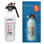 Custom Marine Fire Extinguisher