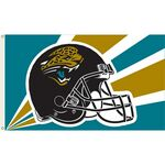 Officially Licensed NFL- Jacksonville Jaguars Team Flag