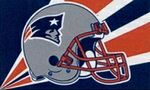Officially Licensed NFL- New England Patriots Team Flag