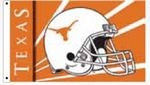 Officially Licensed College- Texas Longhorns Team Flag