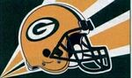 Officially Licensed NFL- Green Bay Packers Team Flag