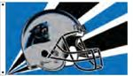Officially Licensed NFL- Carolina Panthers Team Flag