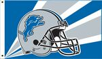 Officially Licensed NFL- Detroit Lions Team Flag