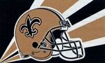 Officially Licensed NFL- New Orleans Saints Team Flag