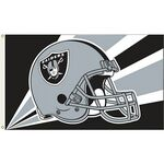 Officially Licensed NFL- Oakland Raiders Team Flag
