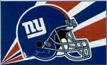 Officially Licensed NFL- New York Giants Team Flag