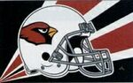Officially Licensed NFL- Arizona Cardinals Team Flag