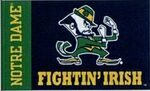 Officially Licensed College- Notre Dame Team Flag