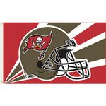 Officially Licensed NFL- Tampa Bay Buccaneers Team Flag