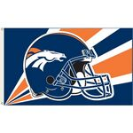 Officially Licensed NFL- Denver Broncos Team Flag