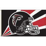Officially Licensed NFL- Atlanta Falcons Team Flag