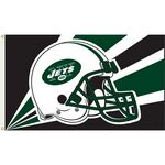 Officially Licensed NFL- New York Jets Team Flag