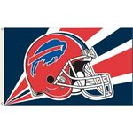 Officially Licensed NFL- Buffalo Bills Team Flag