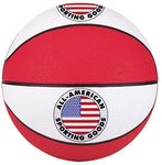 Official Size Orange Custom Basketball